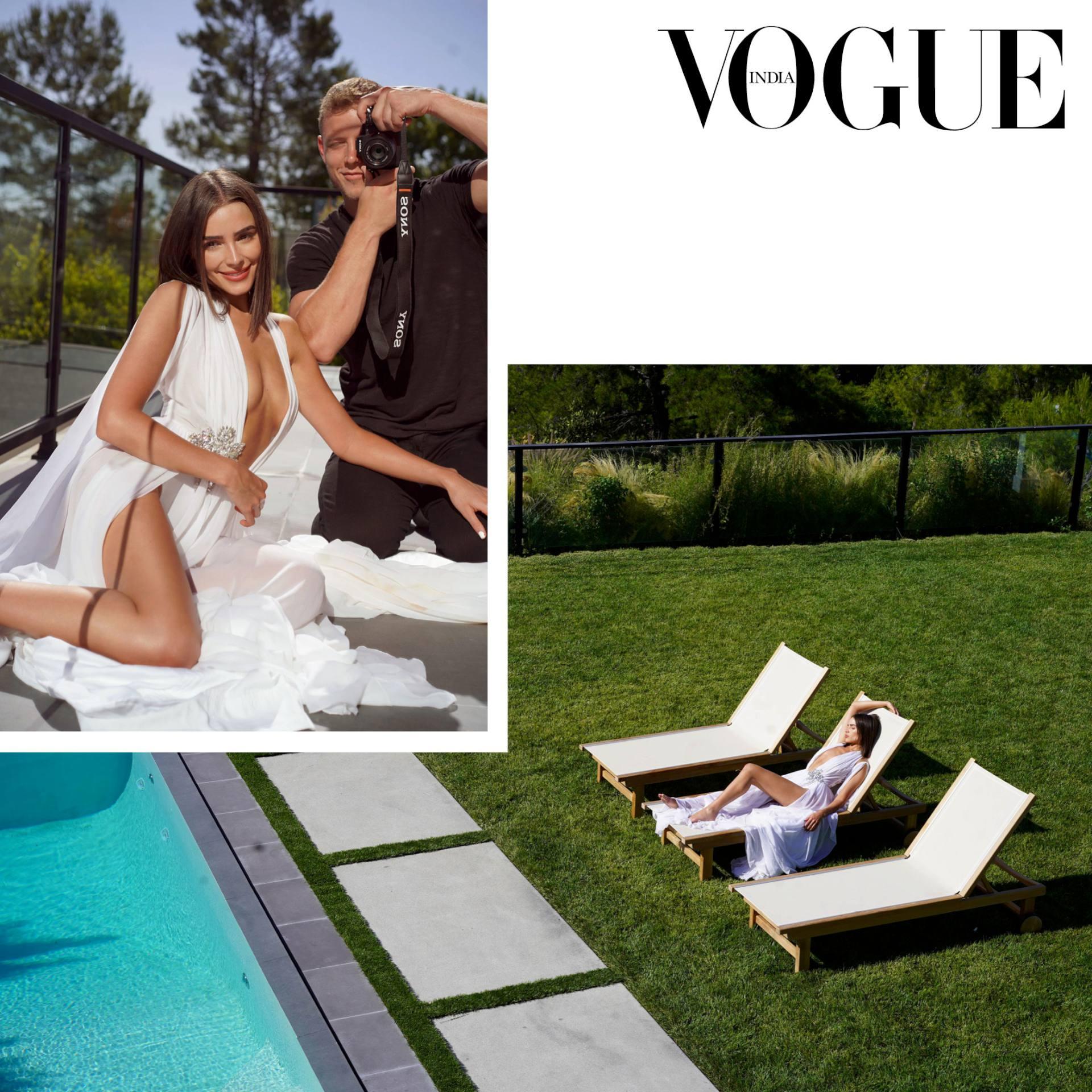 Oliva Culpo Beautiful Vogue Pics