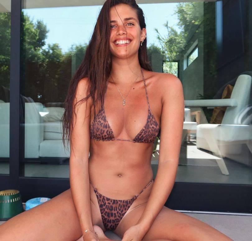 Sara Sampaio Sexy Bikini
