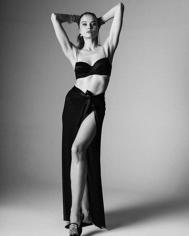Tanya Mityushina Sexy In Lingerie