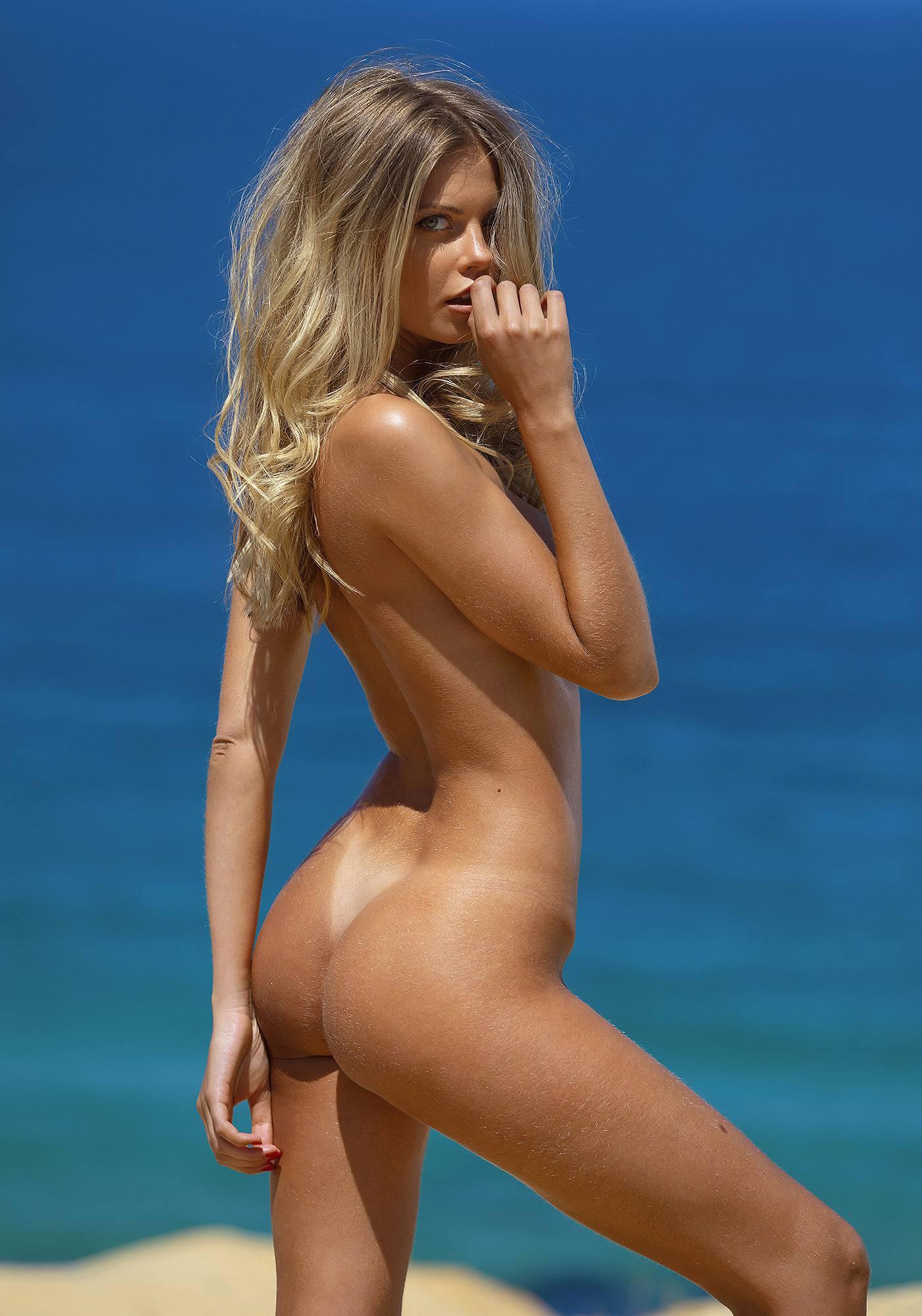 Alina Boyko Topless