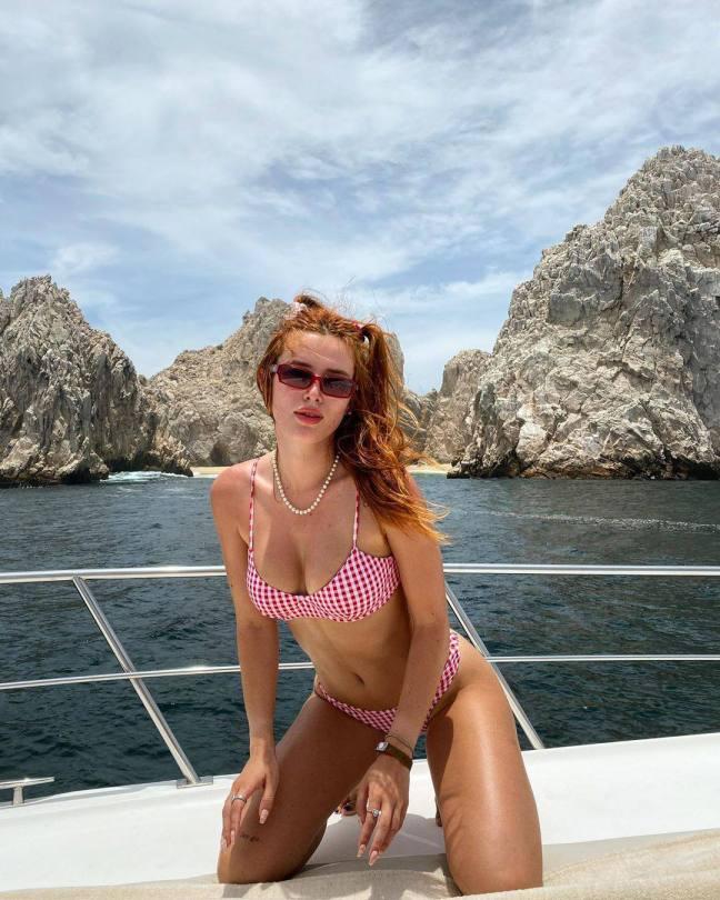 Bella Thorne Sexy Bikini