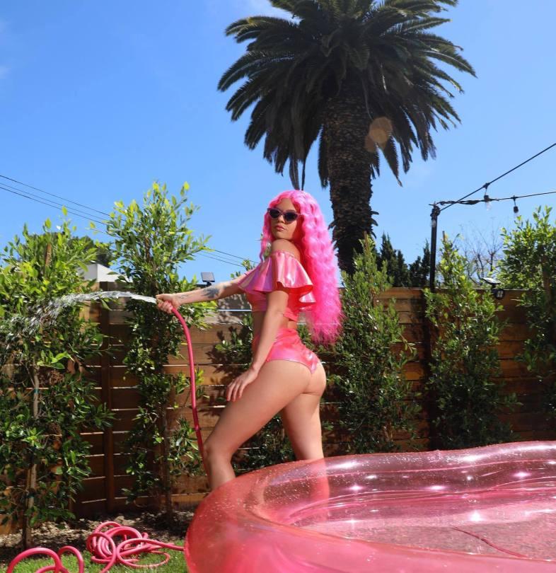 Chanel West Coast Hot Ass