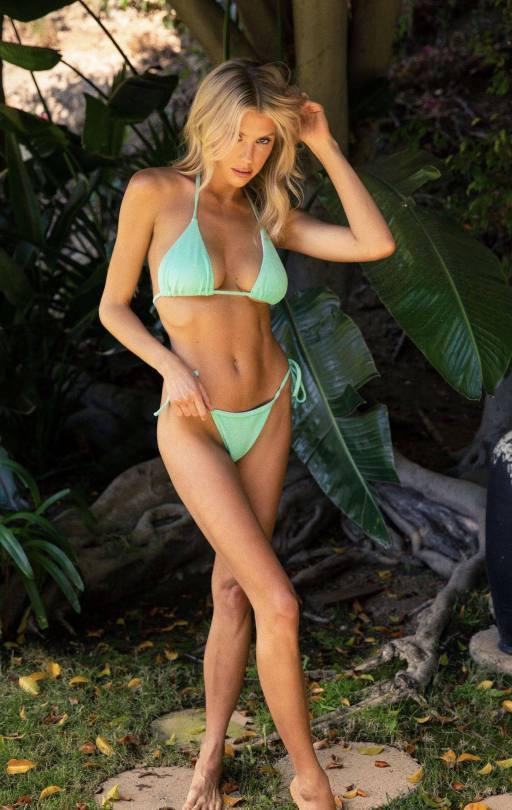 Charlotte Mckinney Sexy Bikini Photoshoot