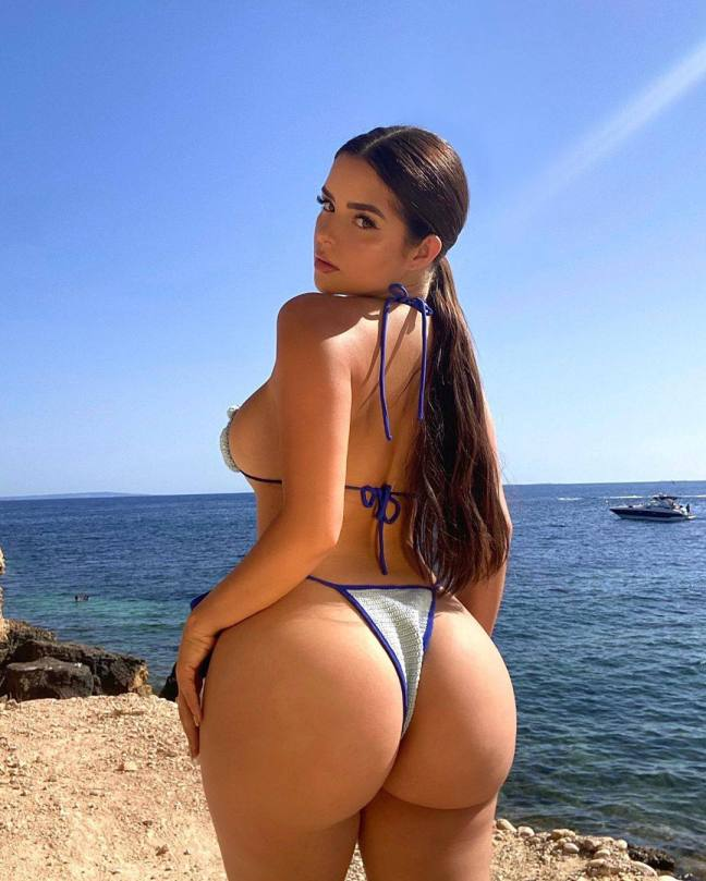 Demi Rose Mawby Huge Ass