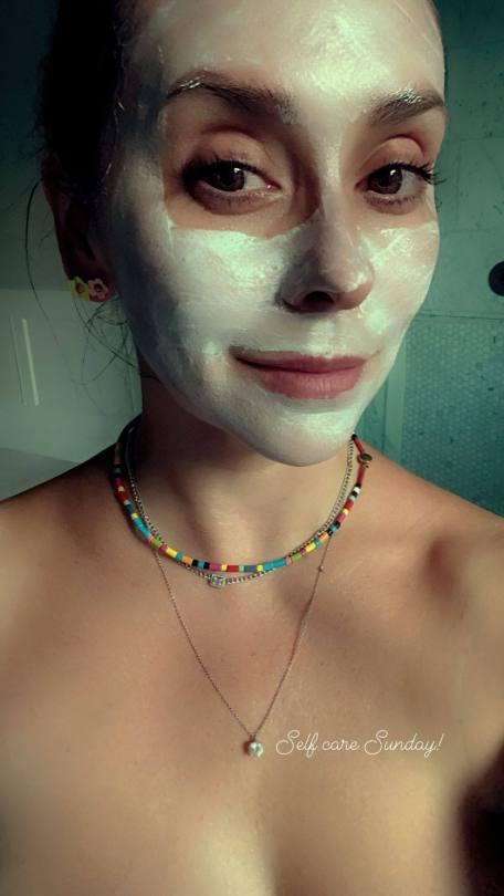 Jennifer Love Hewit Face Mask