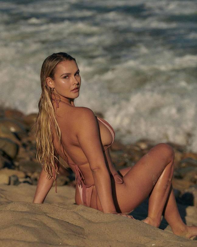 Kinsey Wolanski Beautiful Breasts