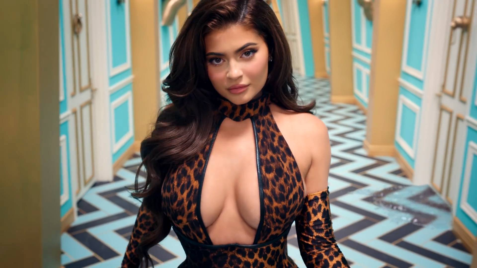 Kyliejenner Beautiful Breasts