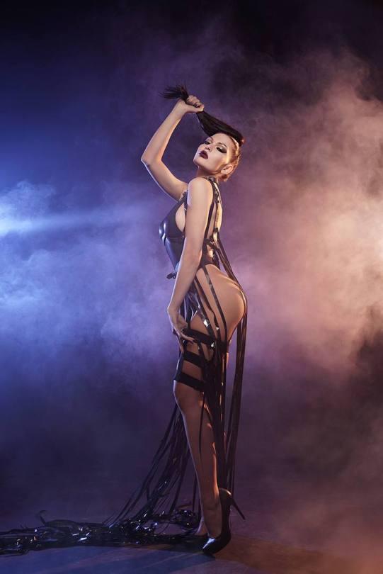 Oksana Bast Topless
