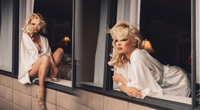 Pamela Anderson – Beautiful in Sexy Photoshoot by Karolina Turek