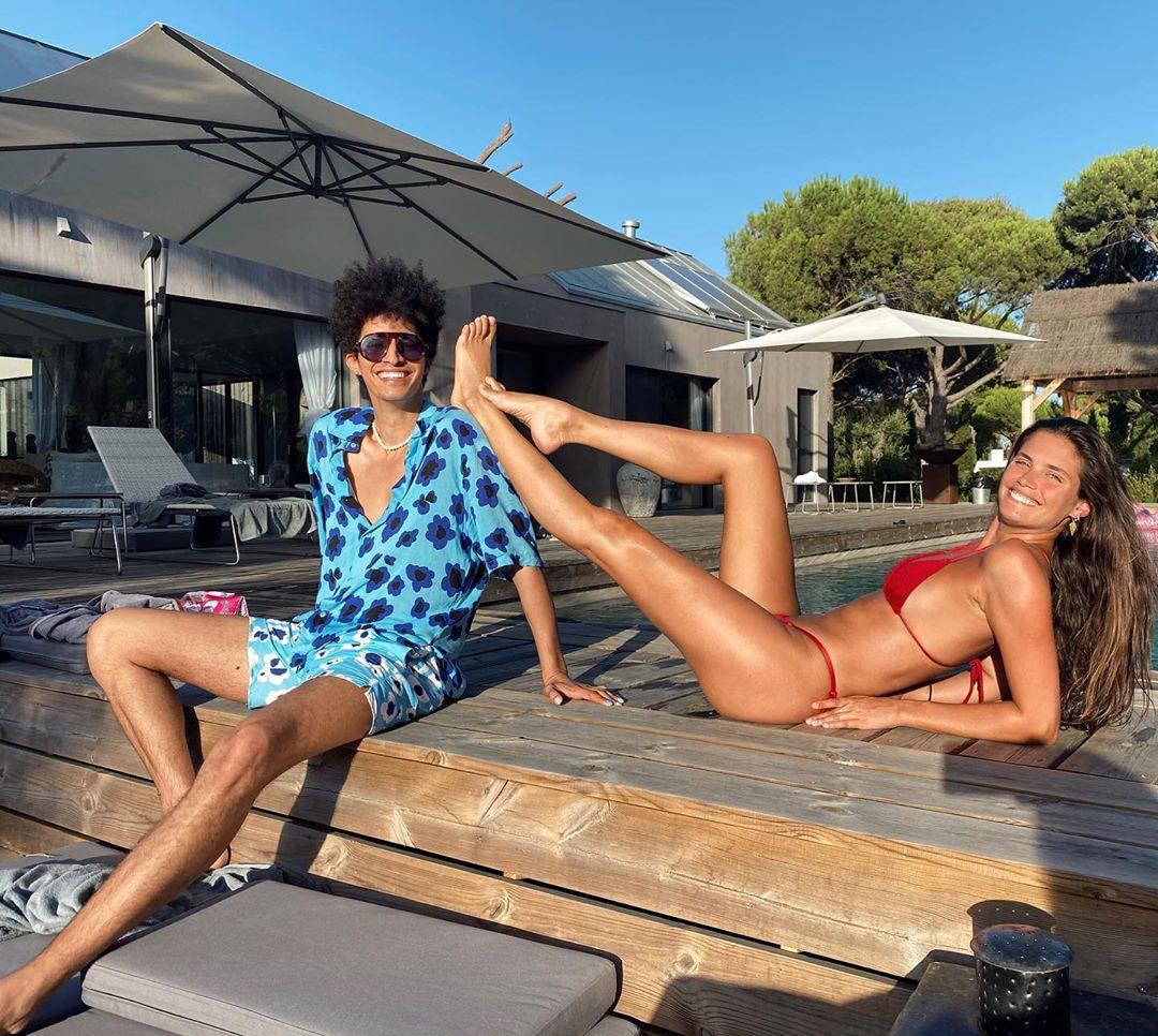 Sara Sampaio Sexy In Bikini
