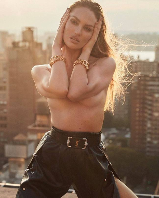 Candice Swanepole Beautiful Shoot