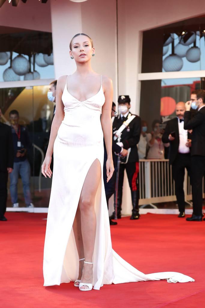 Ester Exposito Beautiful Dress