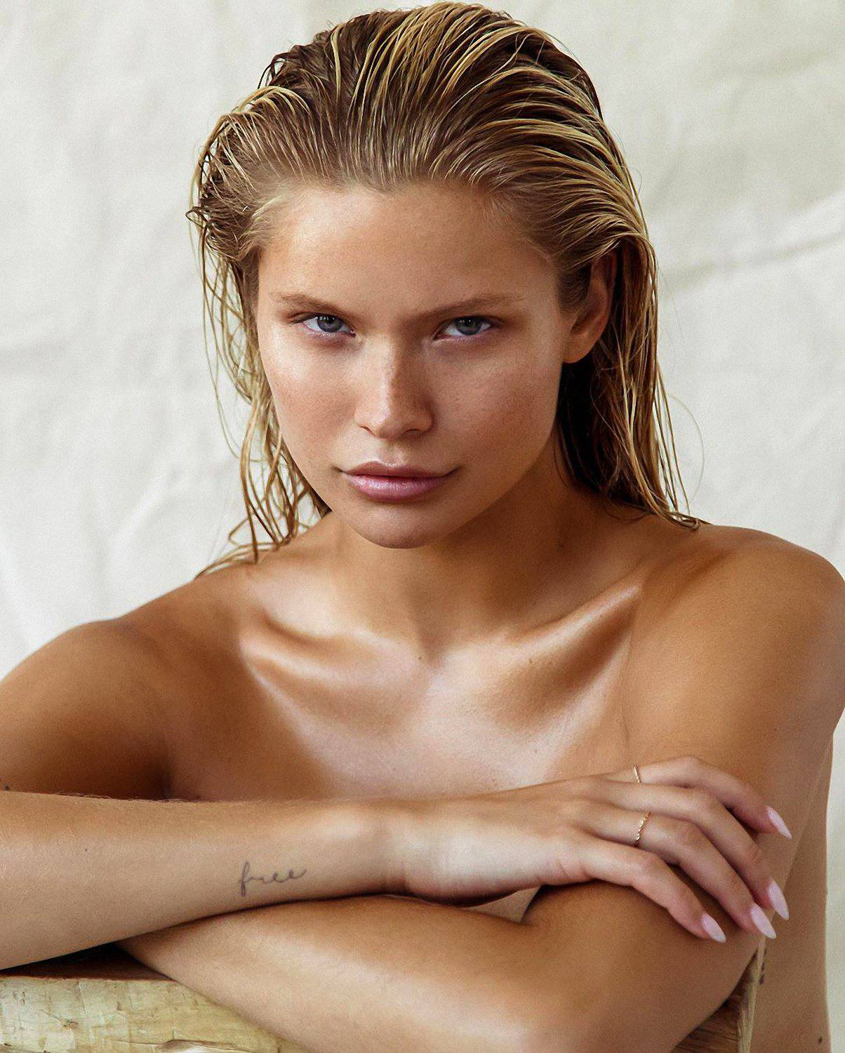 Josie Canseco - Beautiful Body in Topless Photoshoot by France & Jesse