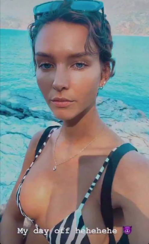 Bella Hadid's Sexy Naked Body and Other Celebrities in a Weekly Instagram/Twitter Roundup