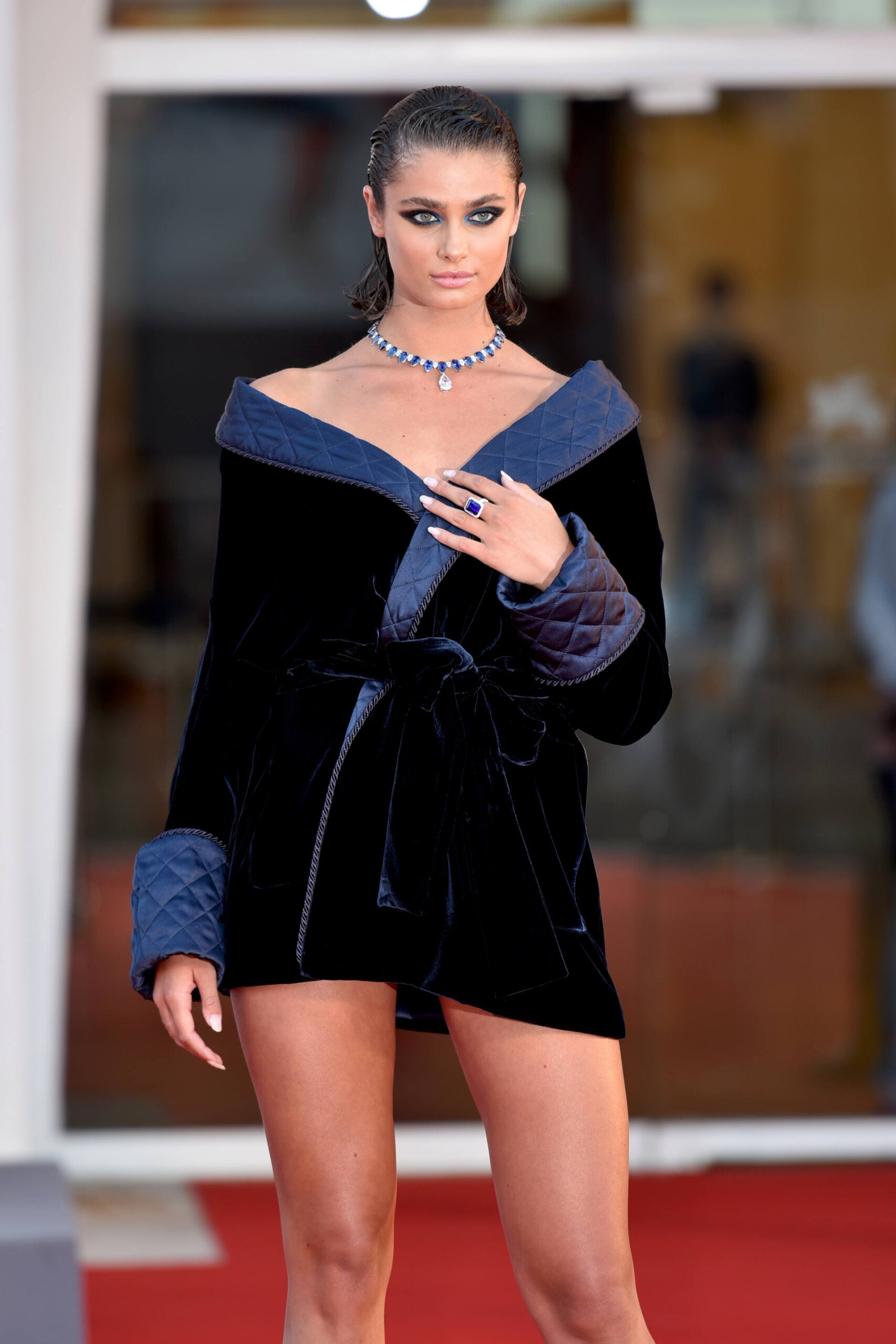 Taylor Marie Hill Sexy Outfit