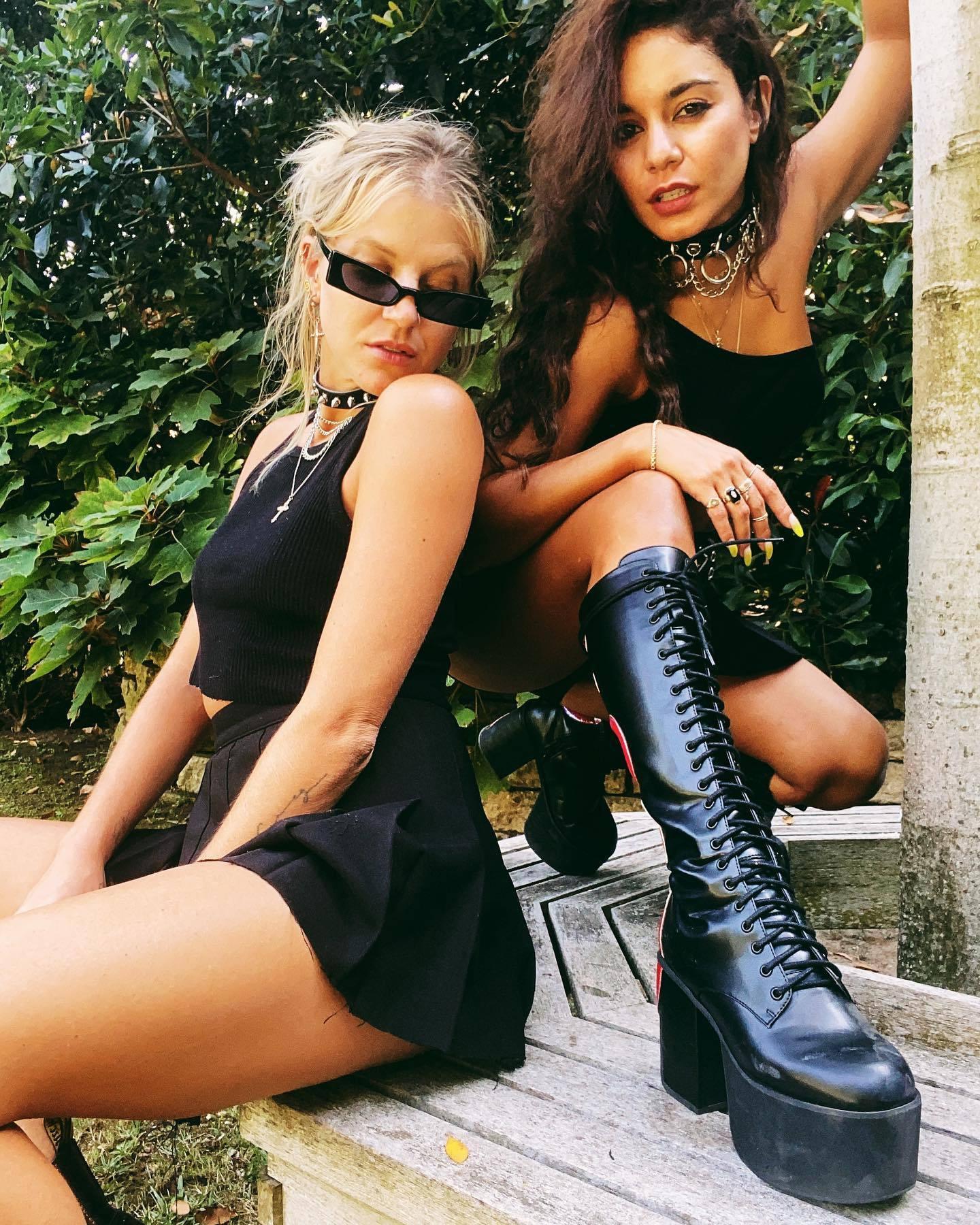 Vanessa Hudgens Hot Picture