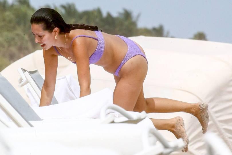 Alexa Demie Sexy Bikini