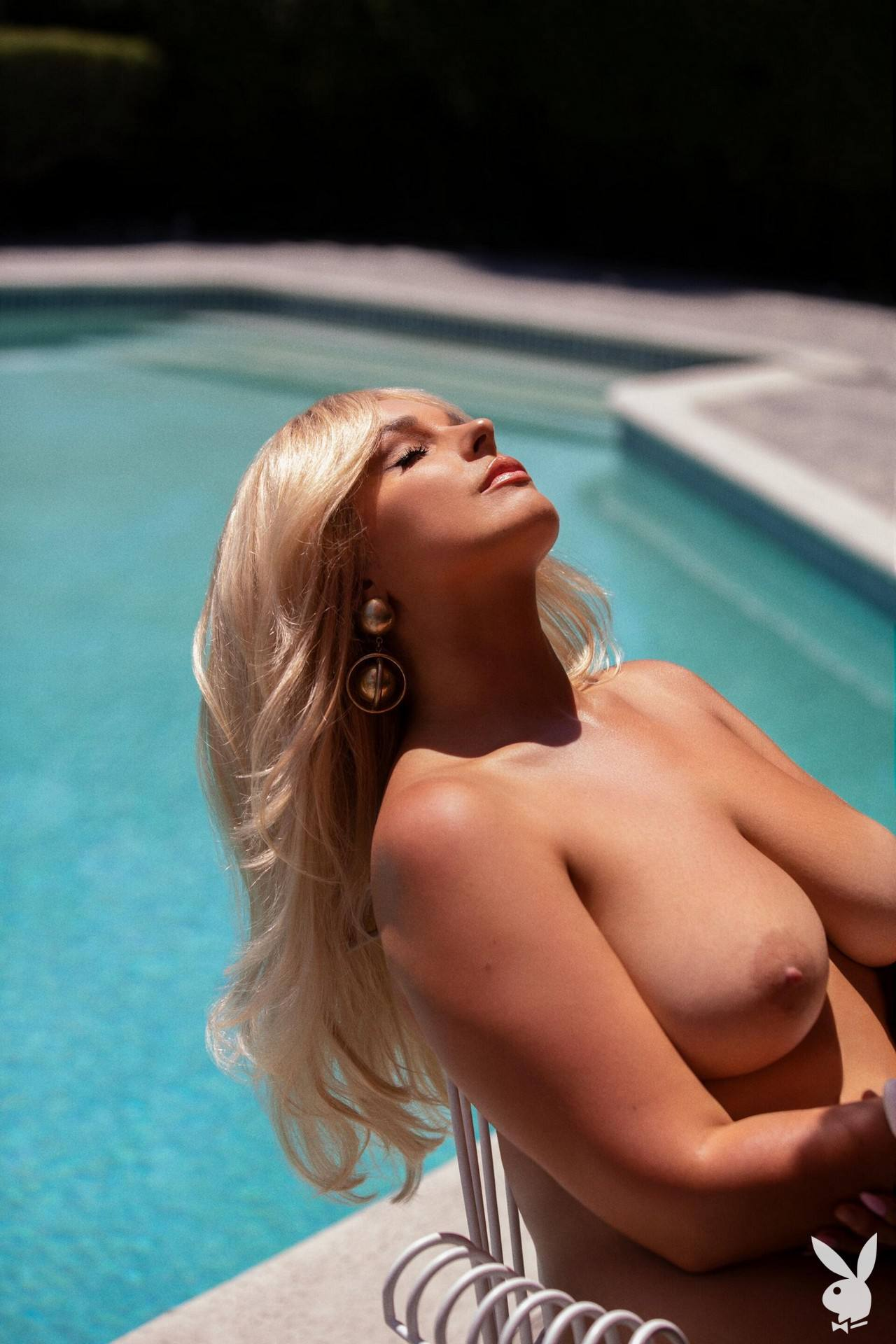 Ali Chanel Topless