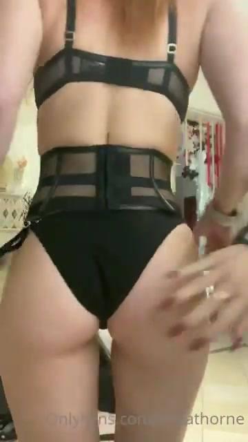 Bella Thorne Racy Lingerie