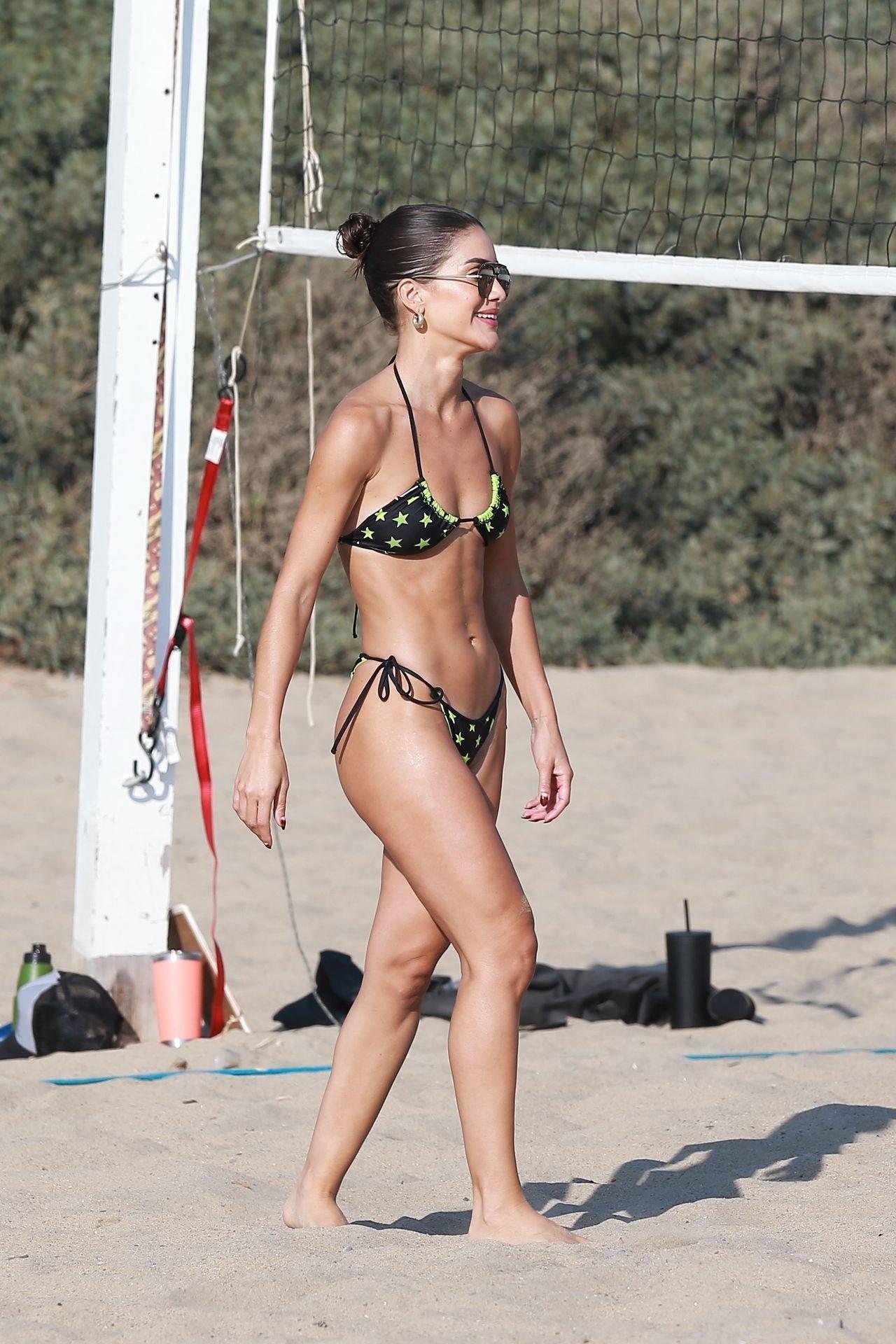 Camila Coelho Sexy In Bikini