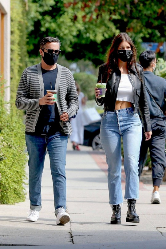 Camila Morrone In Tight Jeans