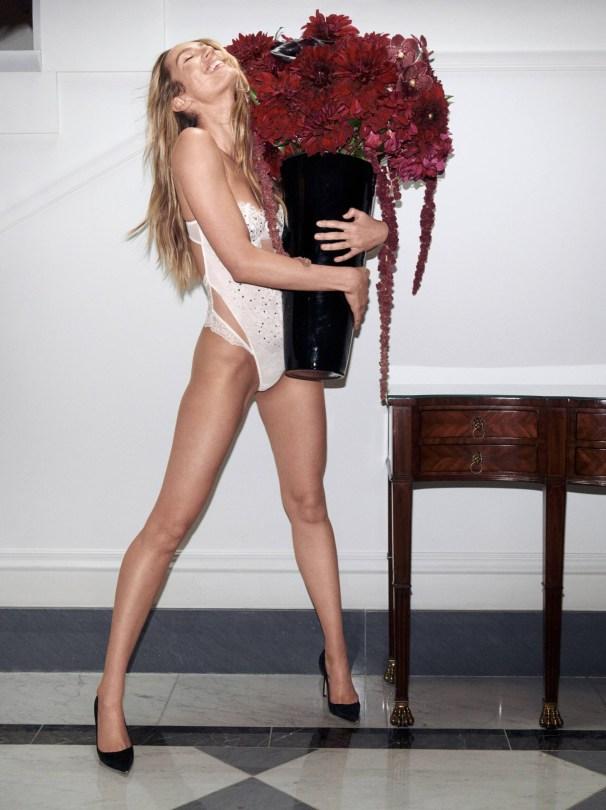 Candice Swnaepoel Hot Body