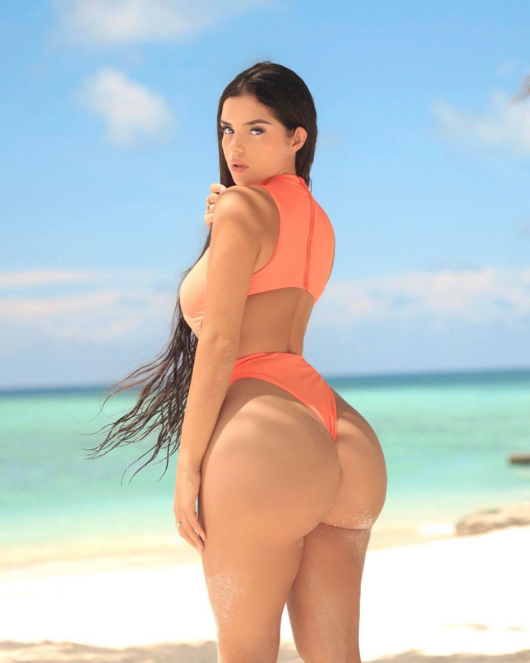 Demi Rose Spectacular Big Ass