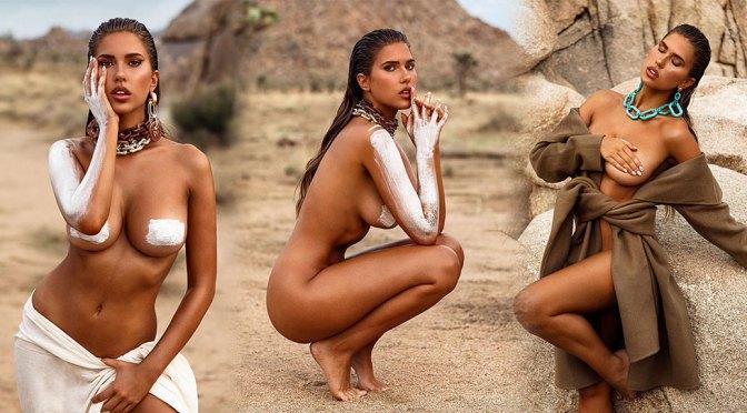 Kara Del Toro – Fantastic Naked Body in Maxim Mexico Magazine Photoshoot (October 2020)