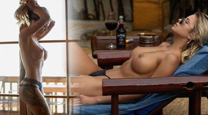 Nata Lee Hot Topless Pics