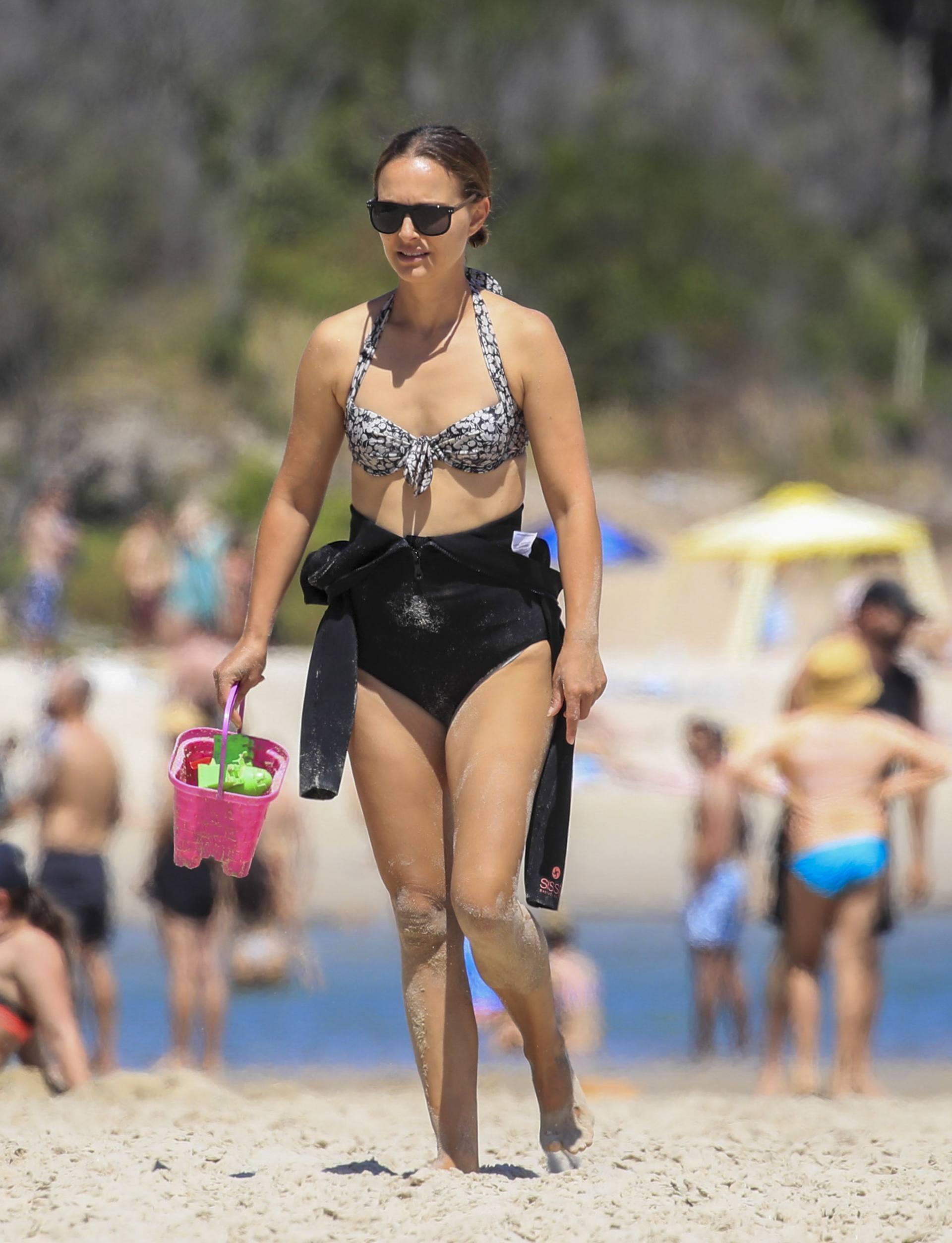 Natalie Portman In Bikini