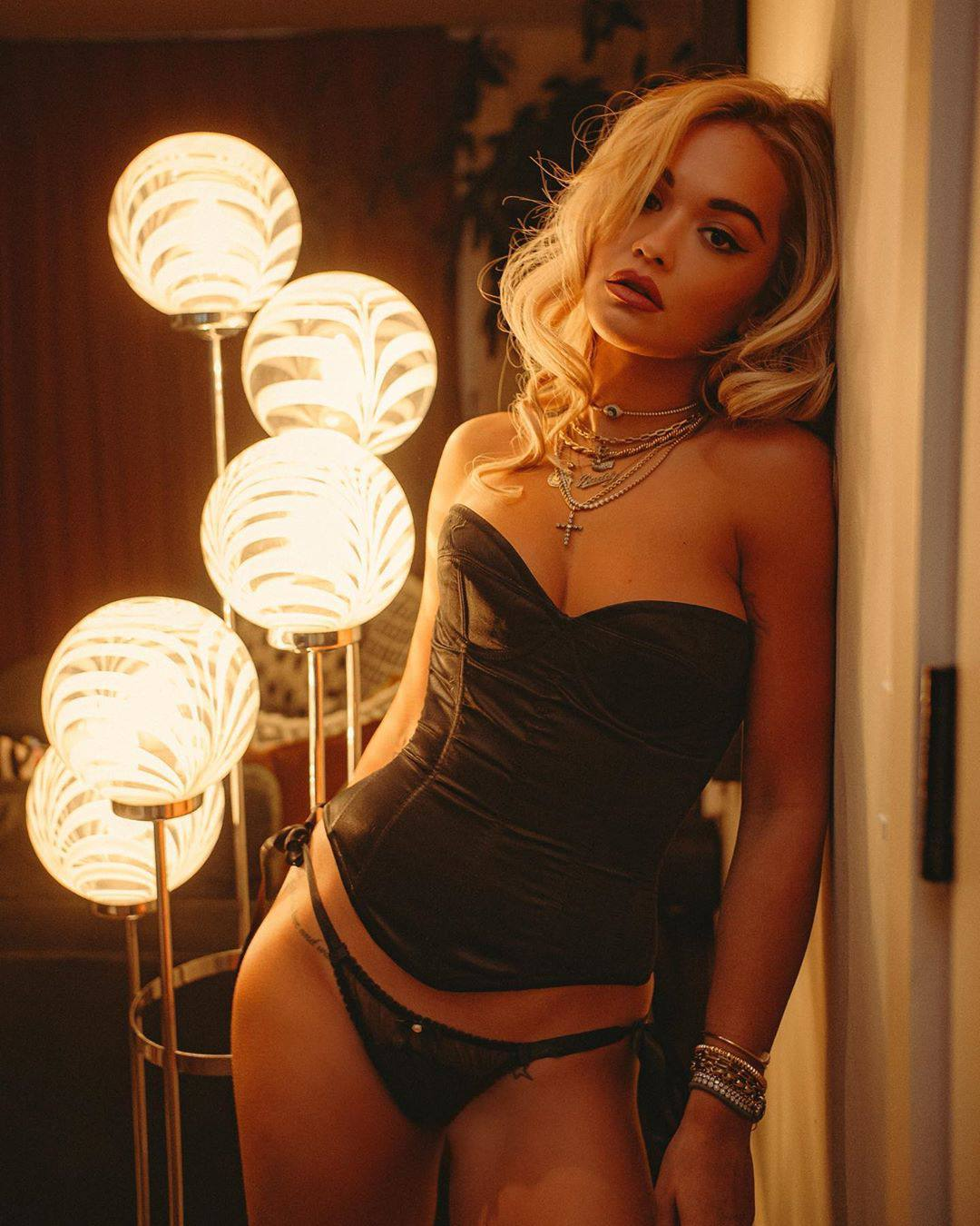 Rita Ora Sexy In Panties