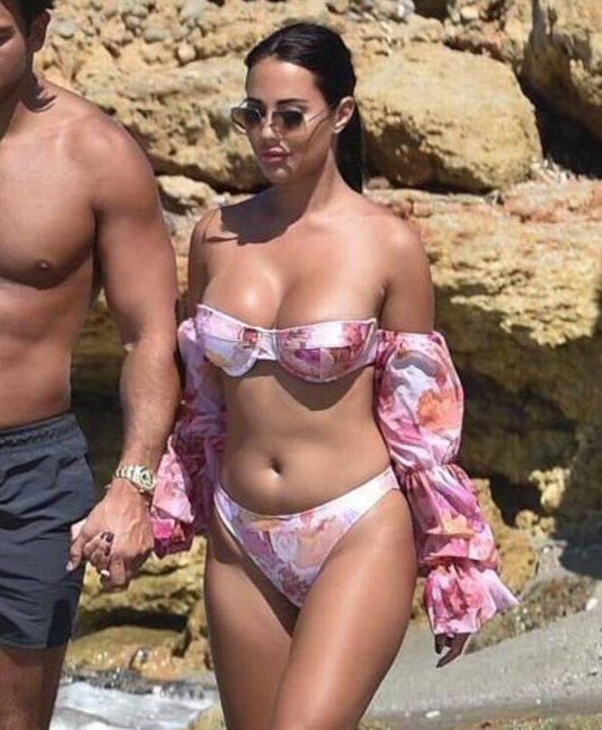 Yazmin Oukhellou Sexy In Bikini
