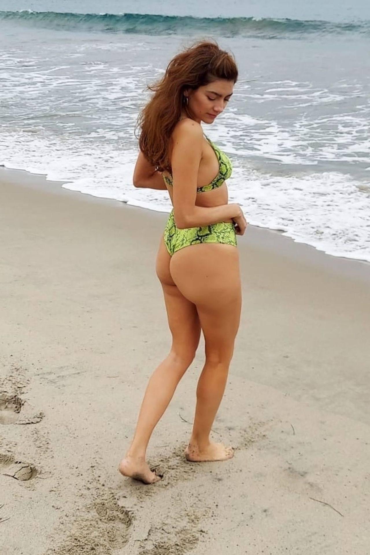 Blanca Blanco In Bikini