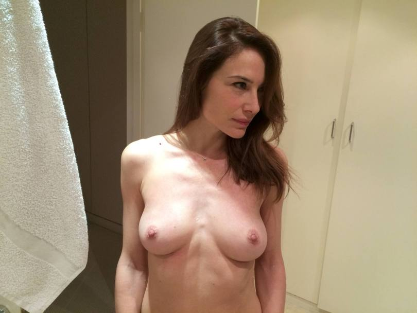 Claire Forlani Topless Leaks