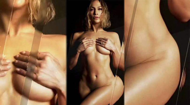 Jlo Sexy Naked Video