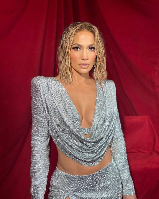 Jennifer Lopez Sexy Body