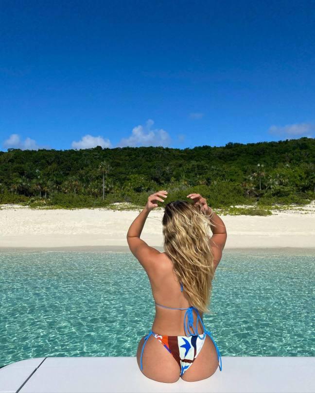 Sofia Richie Beautiful In Bikini