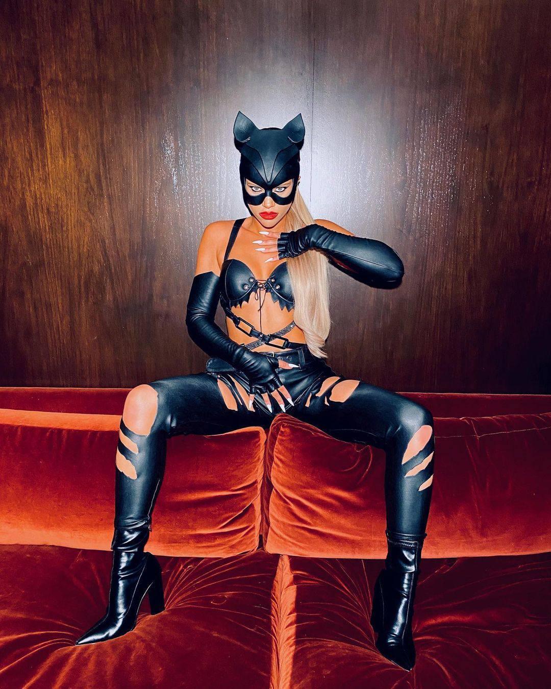 Sofia Richie The Cat Woman