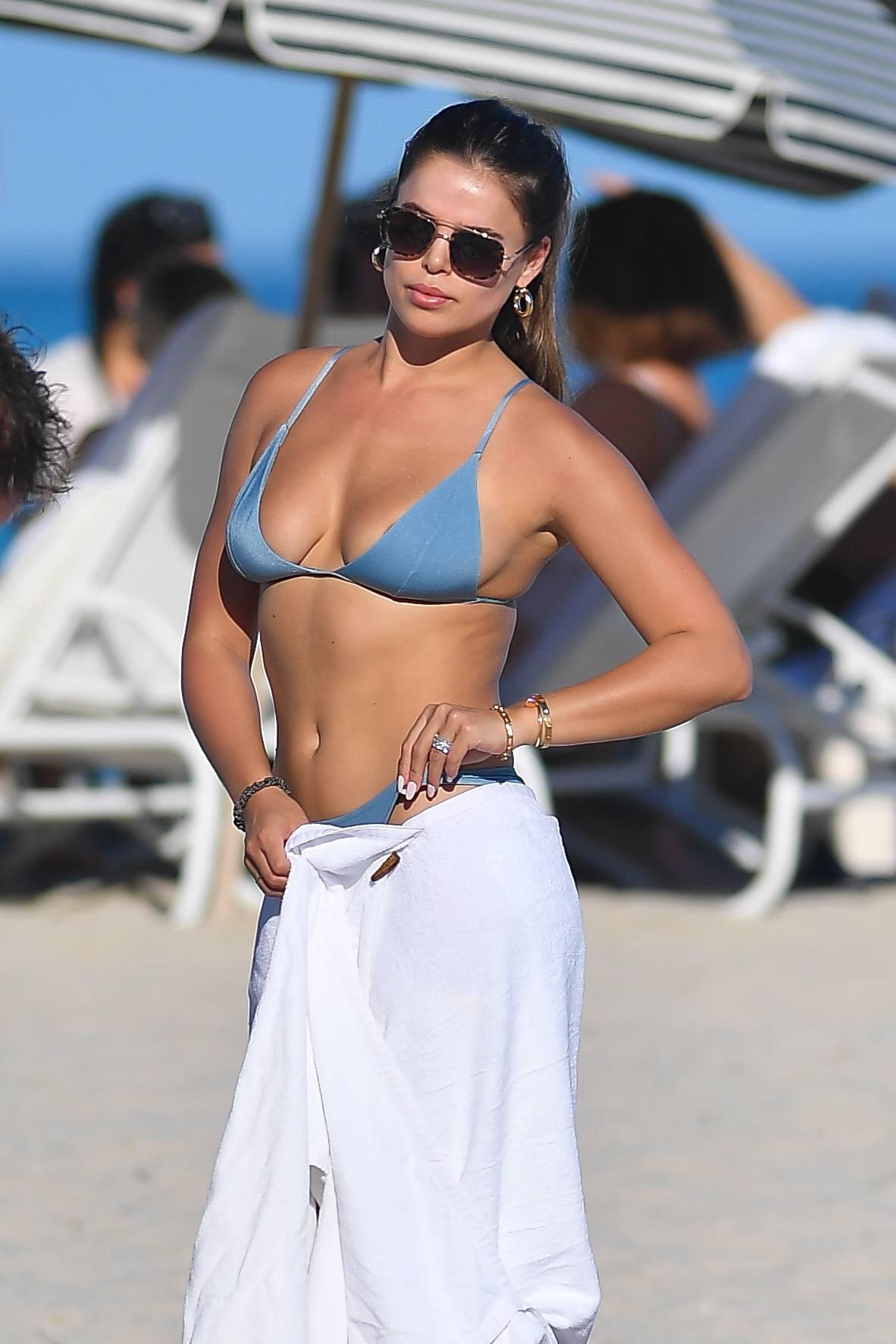 Brooks Nader Sexy In Bikini