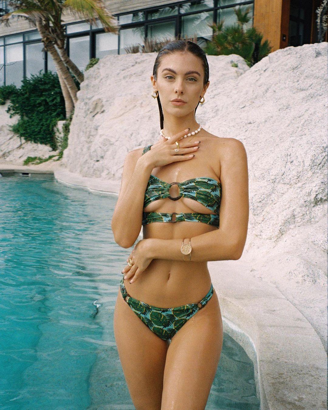 Carmella Rose Sexy In Bikini