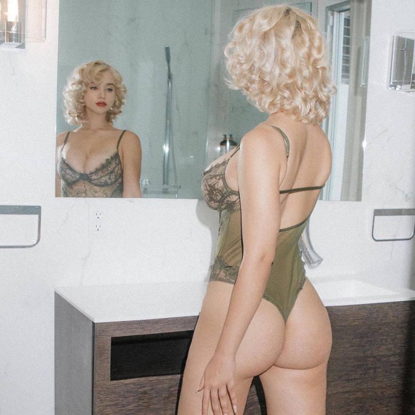 Caylee Cowan Naked