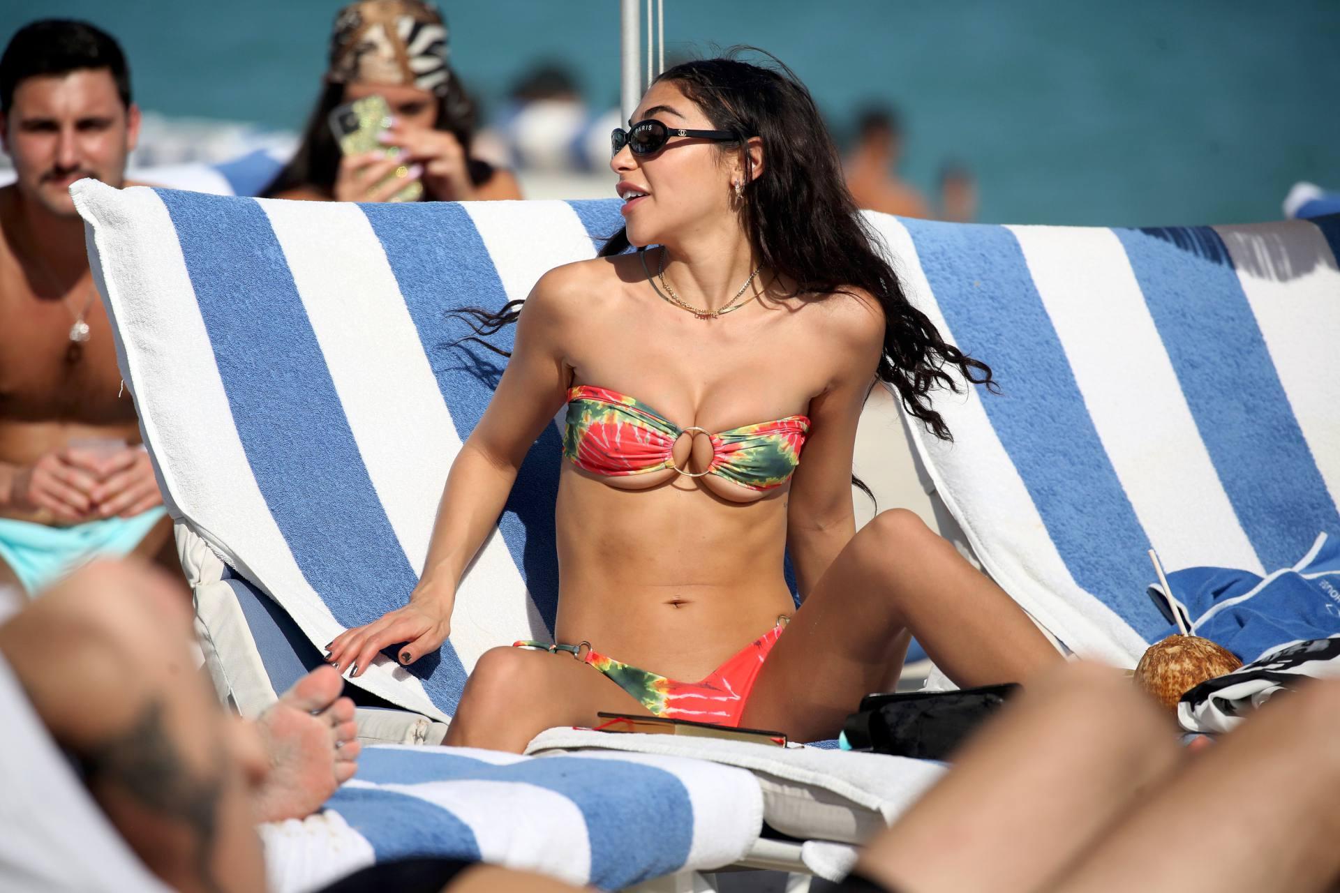 Chantell Jeffries Hot Body In Bikini
