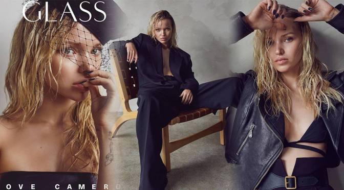 Dove Cameron – Beautiful Photoshoot for The Glass Magazine (Winter 2020/2021)