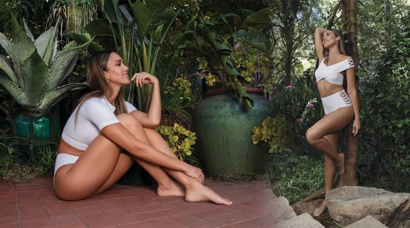 Jessica Alba Beautiful Body