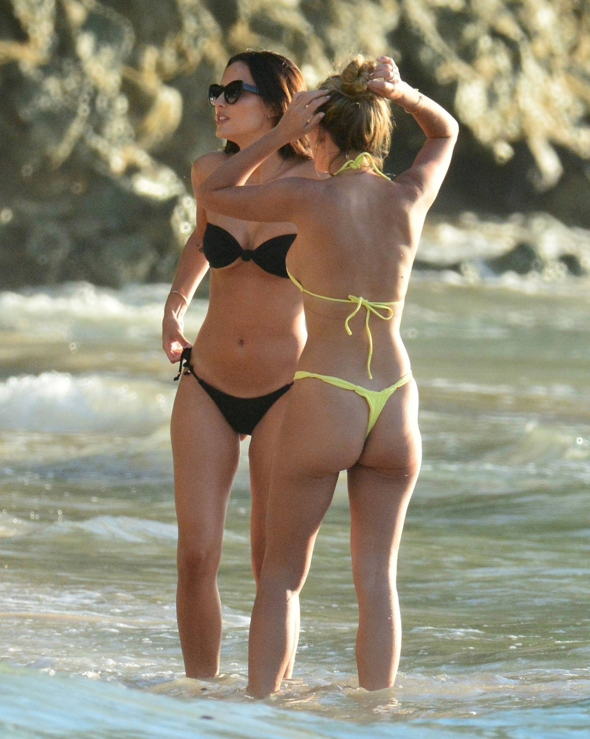 Lucy Tiffany Watson In Bikini