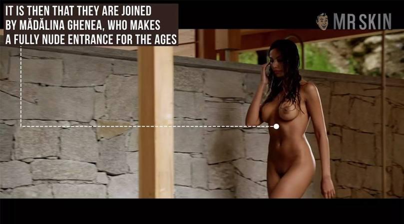 Madalina Diana Ghenea Naked