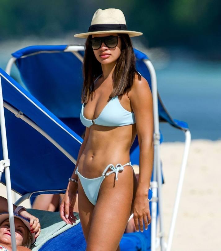Montana Brown In Bikini