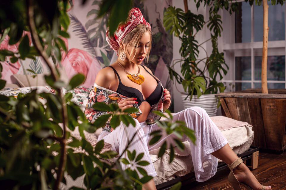 Nastya Ferz Hot Body