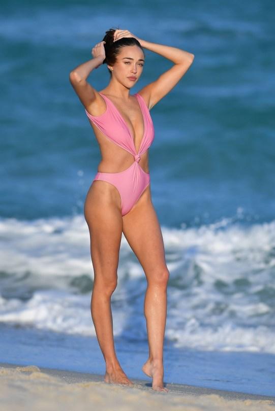 Sophia Culpo Sexy Swimsuit
