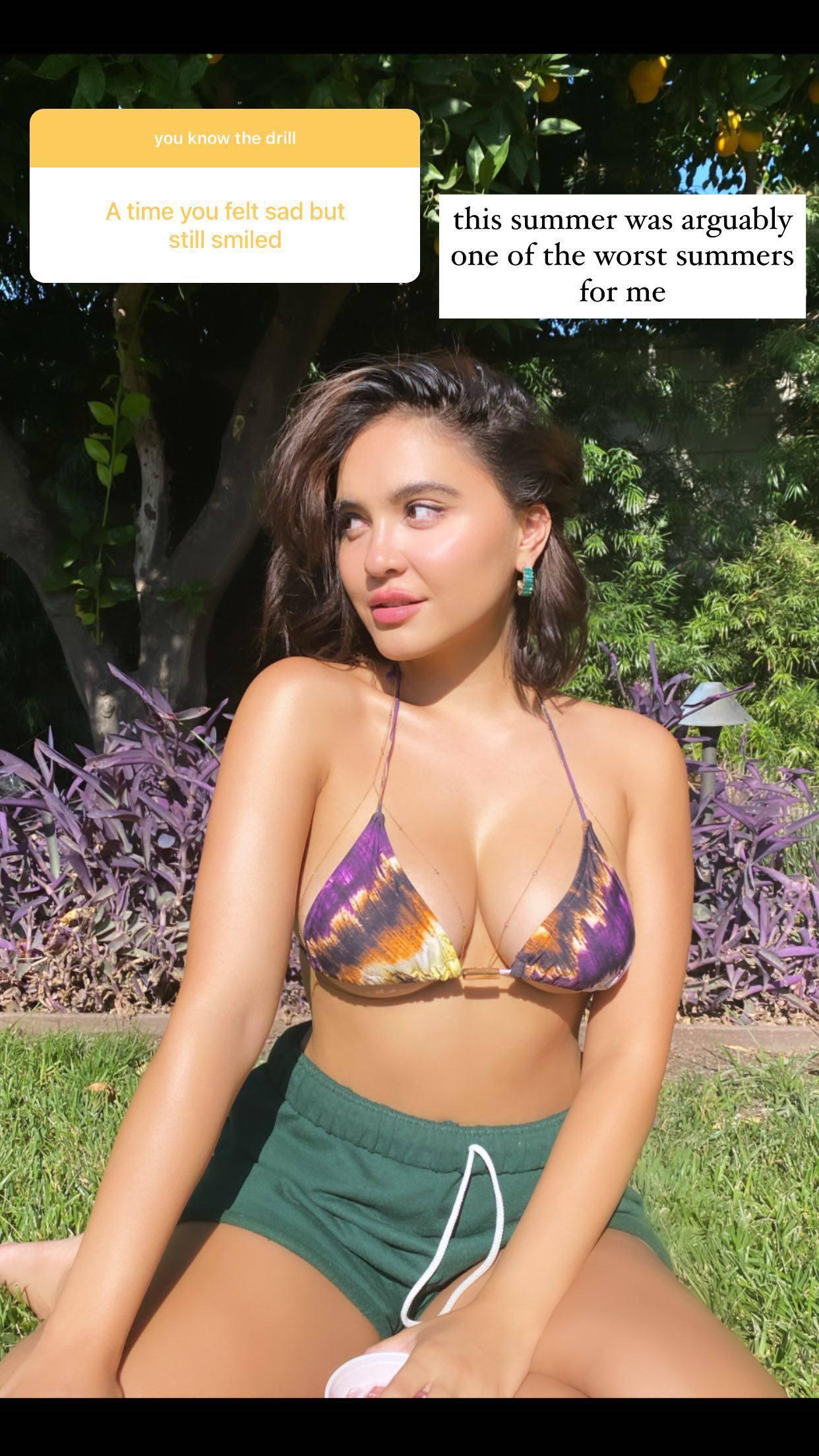 Stella Hudgens Sexy Body